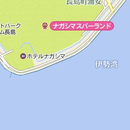ジャズ ドリーム 長島 地図